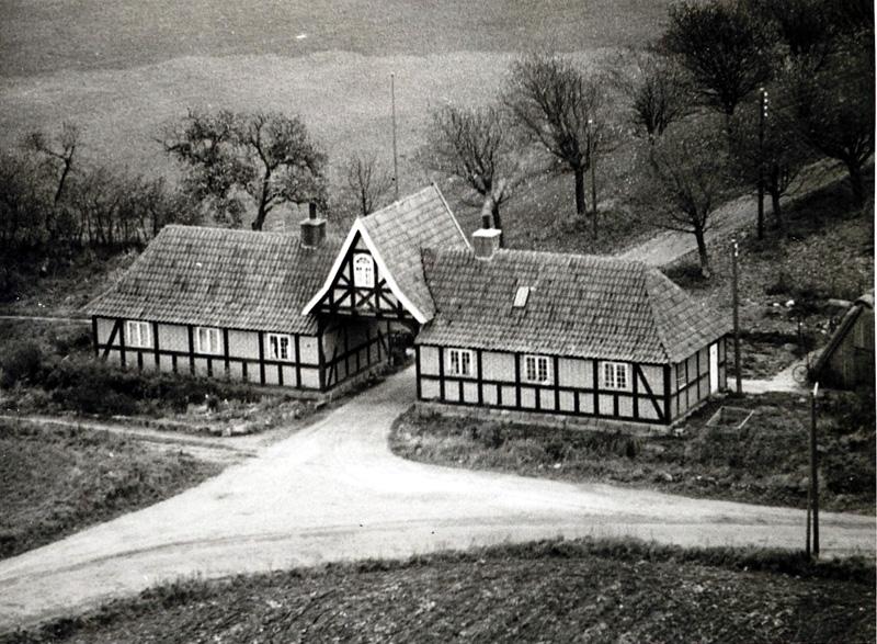 Porthuset ved Løvenholm
